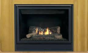 convert gas fireplace to wood burning convert wood burning fireplace to gas logs home design how