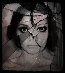 looking in mirror different reflection drawing. fascinating jpg x broken mirror reflection drawing looking in different