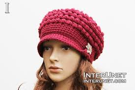 Crochet Patterns Hats Enchanting Hat crochet pattern interunet