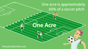 How Big Is An Acre Explained