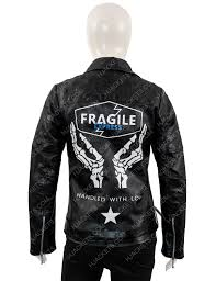 Fragile Jeans Size Chart Death Stranding Fragile Express Leather Jacket