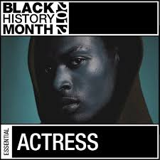 Black History Month Actress Tracks On Beatport