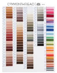 2019 Dmc Color Chart Modern Cross Stitch