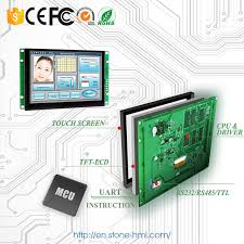 Modular Vending Machines Stunning 48 Inch Touch Screen TFT LCD Module With Software For Vending Machine