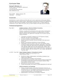 Best Resume Format 2018 Template Custom Example Of Resume Application Job Excellent Format Of Resume For
