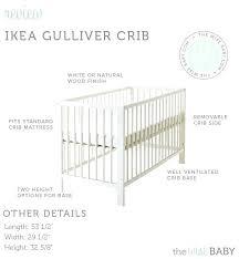 Standard Baby Cribs Standard Baby Crib Mattress Size Cold