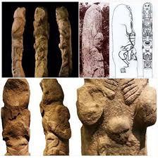 Gobekli tepe Totem & Hakasya -Abakan Totem Okunev Turkish inscription  Stones with Okunev's culture petroglyph | Ancient knowledge, Ancient  aliens, Göbekli tepe