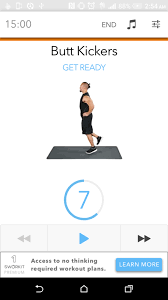 free workout apps for android and ios
