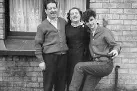Those Liverpool Lads! — Happy Mother's Day to the amazing Elsie Gleave...