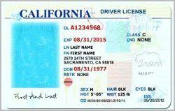Ca… Awesome License Of Id Oarto Psd Drivers In Template 2019… Beautiful Fake California