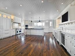 terrific best kitchen flooring. Kitchen:Fascinating Two Tone Kitchen Cabinet Stylish Wooden Wall Shelf Portable Island With Thick Terrific Best Flooring S