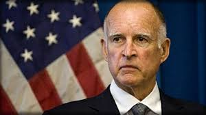Image result for gov brown blood has bood on his hands Kate Steinle