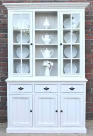 china cabinets white hutch cabinet corner kitchen