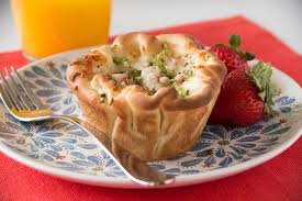 Ham and Egg Cups \u2013 Rhodes Bake-N-Serv