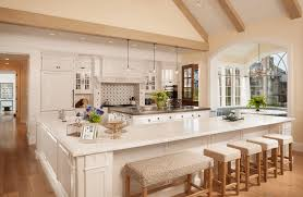 Kitchen With An Island Design
