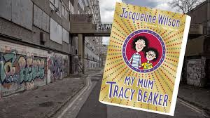 This is a book all about me. The Class Book Review My Mum Tracy Beaker By Jacqueline Wilson Tes News