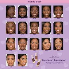 the free makeup brand is introducing face tape a foundation inspired by its signature shape tape concealer range designed to offer a