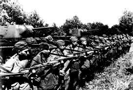 Азербайджан в годы второй мировой войны usaq bilik portali 416 ая дивизия сформированная из азербайджанцев прошла доблестный боевой путь от Кавказа до Берлина Зия Буньятов и еще 20 человек были удостоены