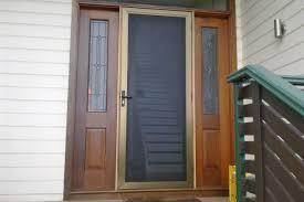 Splendid Storm Door Hardware Kit Shop Hardware Steel Screen Door For ...