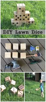 Homemade Wooden Games 100 DIY Backyard Games That Will Make Summer Even More Awesome 88