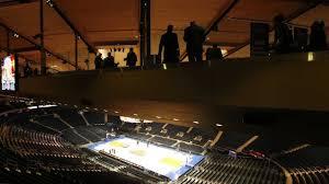 Madison Square Garden Fans Enjoy The New Chase Bridges Newsday