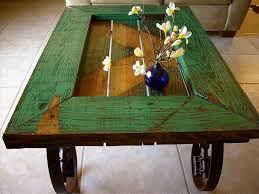 barn coffee table