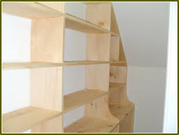 Wood Closet Shelving Home Design Ideas