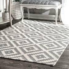 gray area rug hand woven wool gray area rug gray area rug 5x8