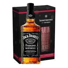 jack daniel s old no 7 black label tennessee whiskey gift set
