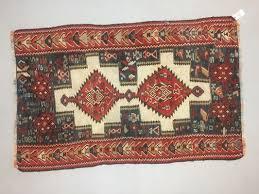 small vintage turkish kilim rug 1950s 1