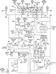 7740 ford tractor wiring diagram