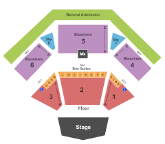 Jacobs Pavilion At Nautica Seating Chart Jacobs Pavilion Tickets Cleveland Oh Ticketsmarter