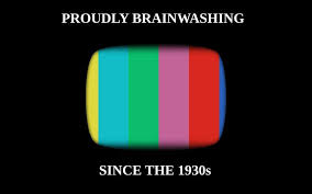 Image result for images for TV brainwashing