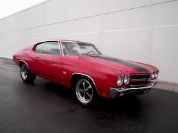 1970 Chevrolet Chevelle SS 502 Fuel Injected GM Crate Big Block ...