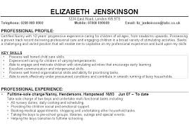 Child Care Resume Sample Stunning Resume Child Care Worker Child Care Skills Resume Child Care Resume