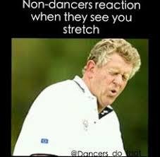 Dance Memes on Pinterest | Dancer Problems, Ballet Dancer Problems ... via Relatably.com