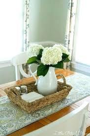 everyday dining table decor. Dining Room Centerpieces Ideas Everyday Table Setting Round Centerpiece Decor E