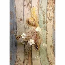 Deko Tanzende Ballerina Fensterdeko Im Shabby Style Bestickt