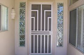 Door : Security Screen Door R Awesome Storm Door Screen ...