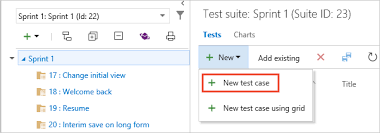 Example Test Cases For Manual Testing Pdf Create Manual Tests Azure Test Plans Microsoft Docs