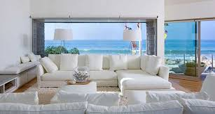 modern beach furniture. Contemporary And Modern Beach Home With Stunning Ocean Style  Living Room Furniture Decor Modern Beach Furniture