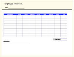 Bi Weekly Time Sheet 50 Printable Timesheet Templates Free Word Excel Documents