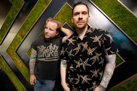 Shinedown's Brent Smith, Zach Myers announce project, release 2 singles
