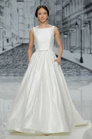 Simple Wedding Dresses Classic Designer Bridal Gown Styles
