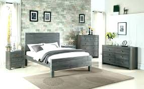 White Wood Bedroom Furniture White Washed Bedroom Furniture Gray ...
