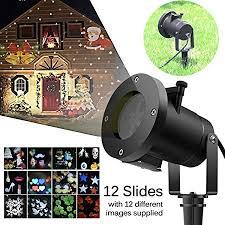ESUN Christmas Laser Projector Lights, Halloween ... - Amazon.com