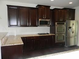 Ballentine Gourmet Kitchen Timberlake Scottsdale Cherry Java Best Kitchen Cabinets Scottsdale