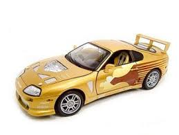 toyota supra fast and furious 2. Beautiful Furious 1993 Toyota Supra Fast U0026 Furious 118 Diecast Model Inside And 2 N