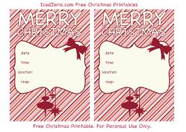blank christmas invitations invitations ideas doc 564730 christmas invitations printable template party invitations