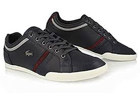 Lacoste Uk Shoes Size Chart Lacoste Mens Rayford Sneakers Size Chart 7 28srm4108120